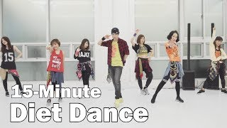 15-Minute Diet Dance / Cardio / Workout Routine / Choreography /  Wook's Zumba® Story / WZS CREW