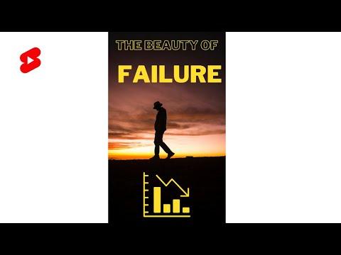 The beauty of FAILURE.. #vrmahidhar #failure #success #love #motivation #fail #life #quotes