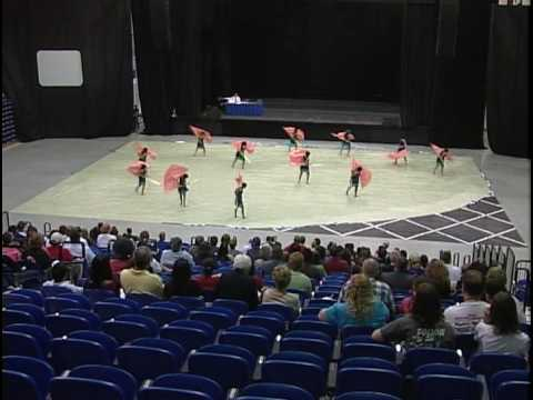 James A. Garfield HS Winter Guard 2009