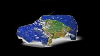 todos os formatos da terra