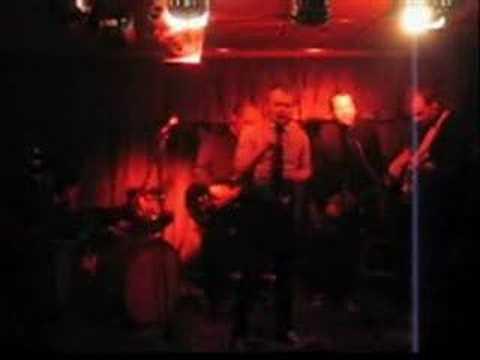 Front de Boeuf live at club Moondog Ball Sugar Bar Stockholm