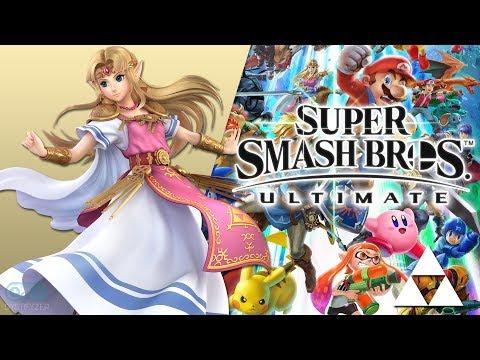 Ballad of the GoddessGhirahims Theme Zelda SS WiiU3DS - Super Smash Bros Ultimate Soundtrack
