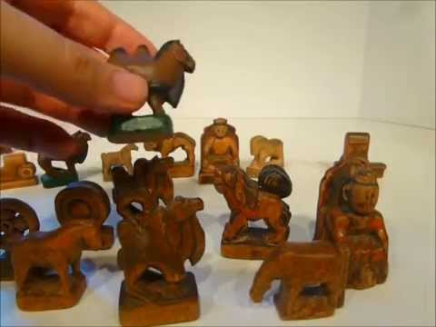Viritual Chess Shop Video #2: Mongolian Chess (Shatar & Hiashatar) – AncientChess.com