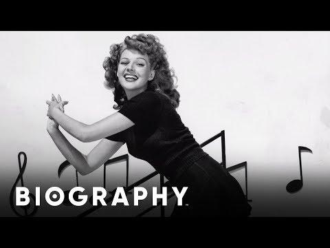 Rita Hayworth  Actress And The Great American Love Goddess  Mini Bio  BIO