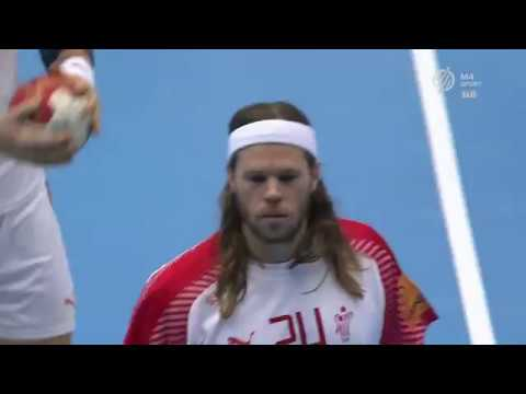 Bygma Handball Cup  Denmark vs Hungary