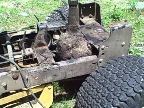 John Deere 185 Hydro Repair Project Part 2