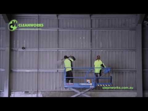 Industrial Cleaning Brisbane - Exit Cleans For Industrial & Companies