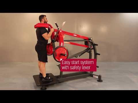 1HP591 - Squat machine