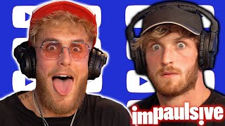 Jake Paul Vs. The World - IMPAULSIVE EP. 238