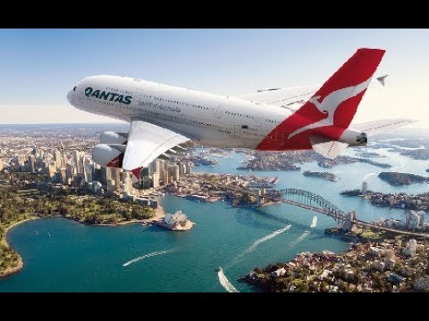 Qantas A380 - QF001 - Sydney to London via Dubai - Day 1 - June 2017