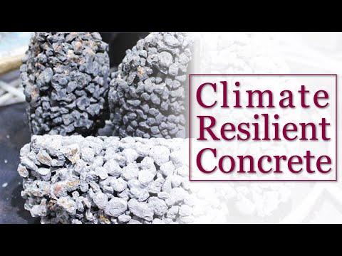 Climate Resilient Concrete   Professor Dr. Md. Jahangir Alam