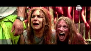 The Green Inferno : Eli Roth raconte son film de cannibale (video)