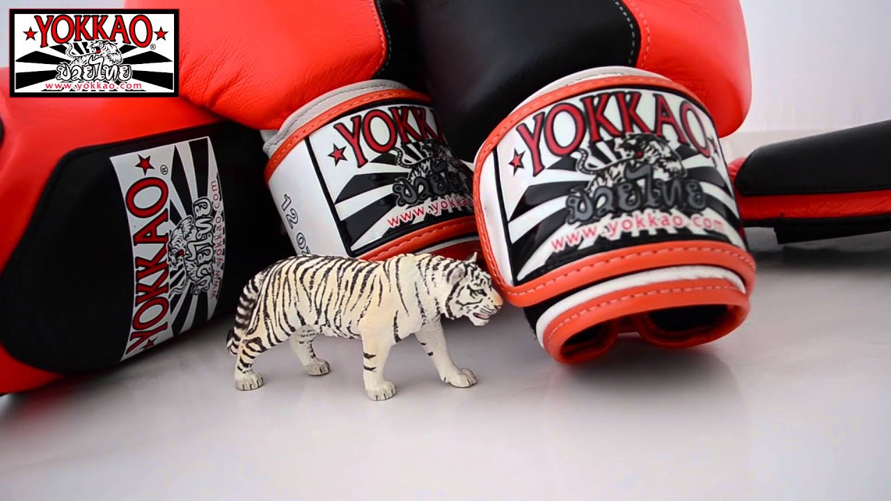 Boxing gloves factory thailand