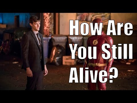 The Flash Season 4: How is Ralph Dibny Alive?