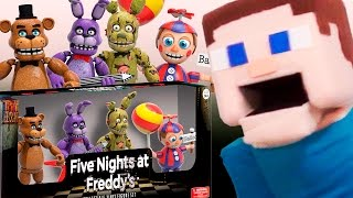 Toy Unboxing: Five Nights at Freddy