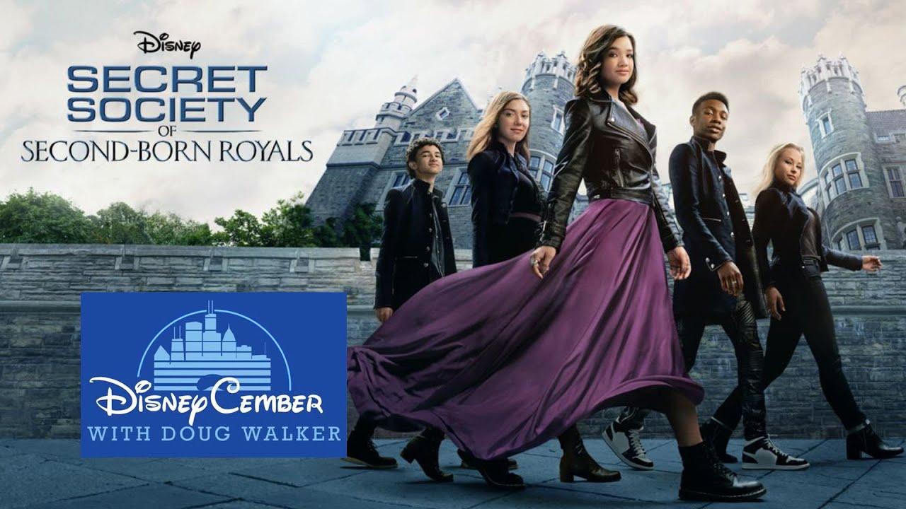 Secret Society of Second Born Royals - DisneyCember
