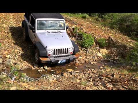 Rental Jeep In Aruba