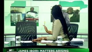 James Ibori : Matters Arising