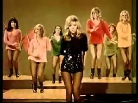 Nancy Sinatra ~  These Boots Are Made for Walking