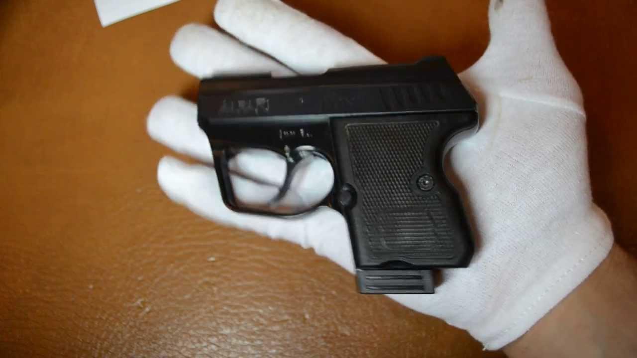 Обзор револьвера Сафари РФ 441 М - YouTube
