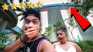Staying At The Most EXPENSIVE Hotel In The World