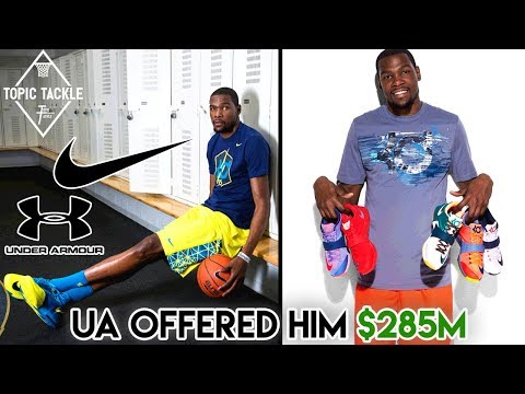 Was Kevin Durant Ever Close to Leaving Nike for Under Armour?