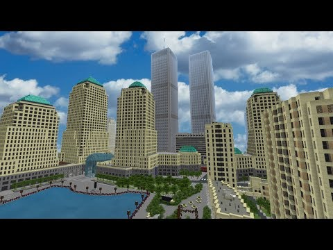 Episode 28: Minecraft World Tours (Lower Manhattan NYC)