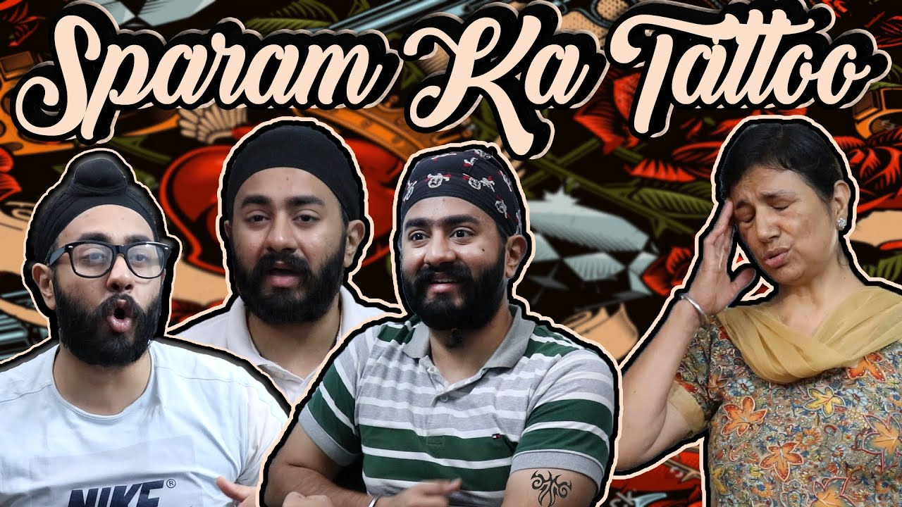 Sparam Ka Tattoo | Mr.Param