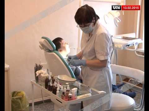 В детской поликлинике на Полетаево начал прием врач-стоматолог