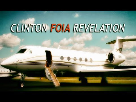 Full Show: FOIA Revelation: FBI's Cover-Up Of Clinton-Lynch Tarmac Meeting