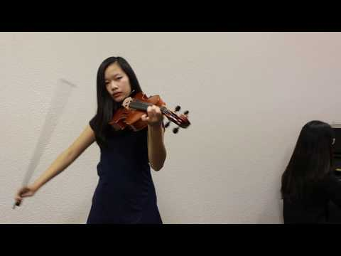 Viola Concerto in G Major Movement II by Telemann