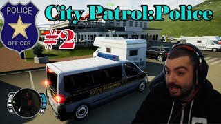 Новата кола на ШЕФА City Patrol: Police #2