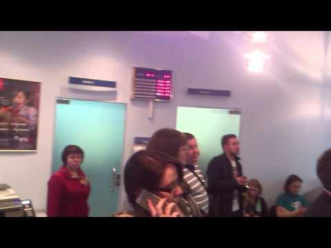 """Банк ВТБ 24 Отделение """"Каланчевское"""" 18 апреля 2014 года."""