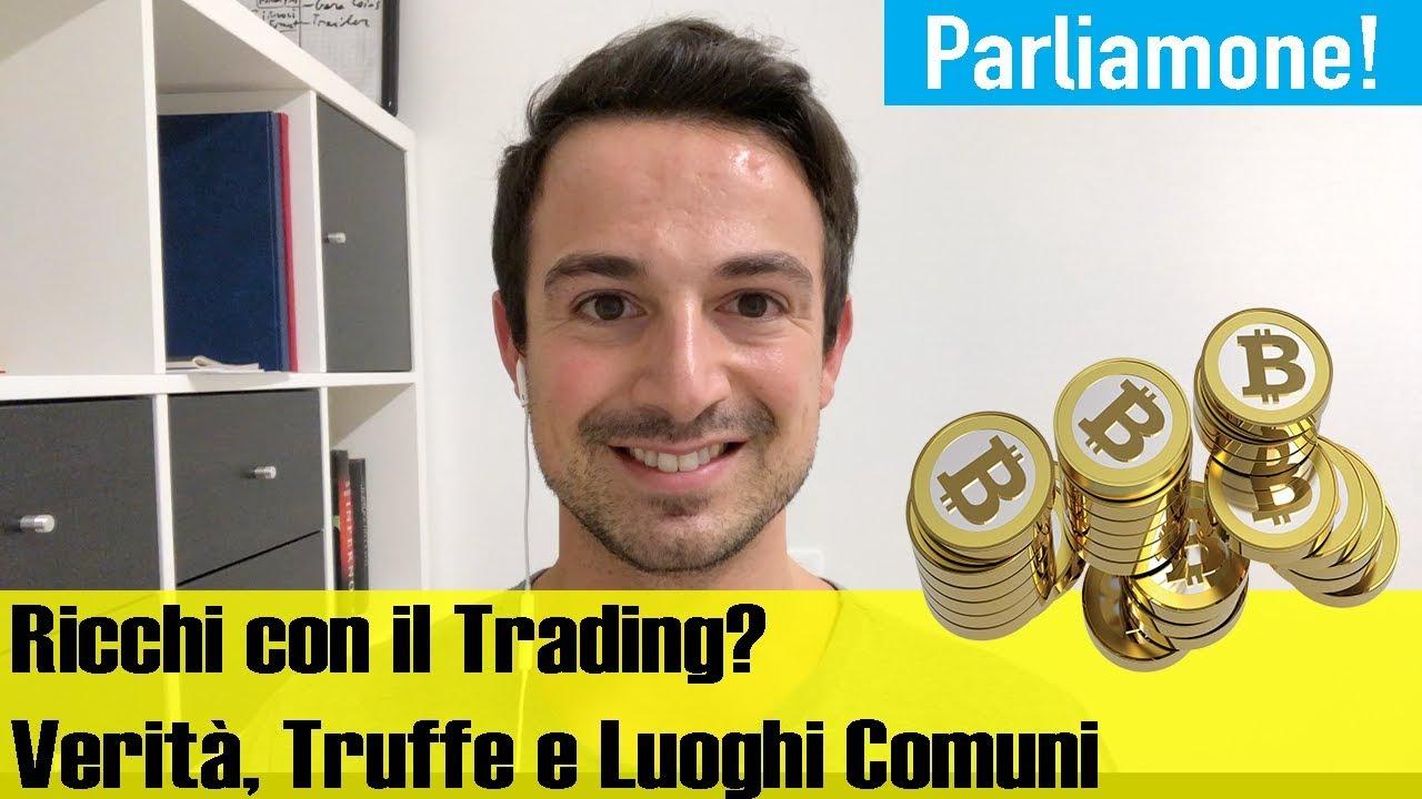 si può diventare ricchi bitcoin di trading