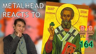 Download METALHEAD REACTS TO LUTHERAN SATIRE: Saint Patrick (The Musical) Mp3 and Videos