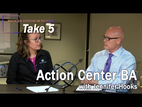 BA in Motion Take 5: Action Center BA (with Community Relations Liaison Jennifer Hooks)