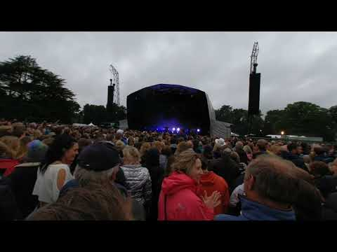 George Ezra - Westonbirt - Intro - VR180 - Test Video