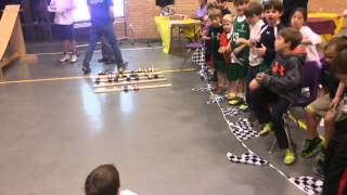Charlie pinewood derby