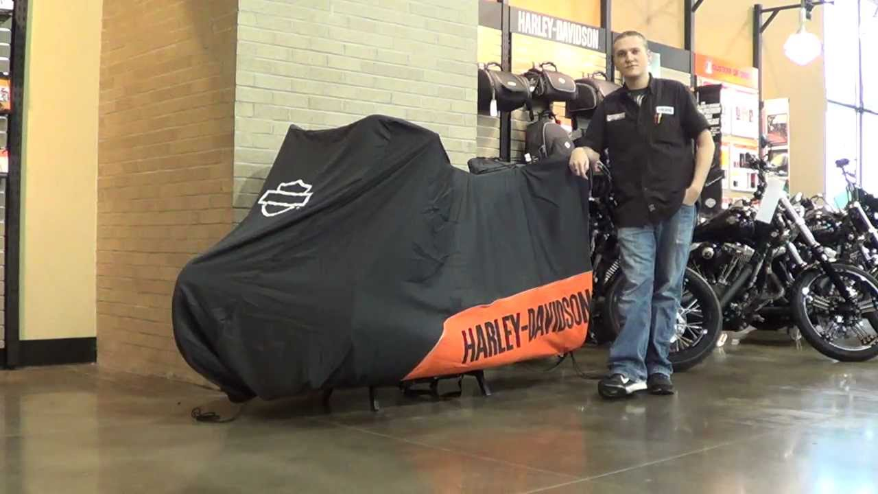 Harley Davidson Cover: Whiskey River Harley-Davidson's Motorcycle Covers