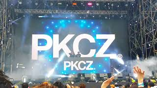 PKCZ  opening~  @  Wired music festival 2018 japan