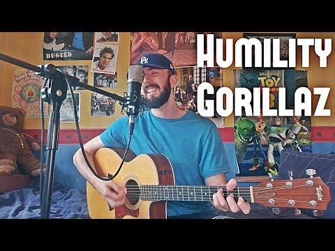 Gorillaz - Humility - Cover