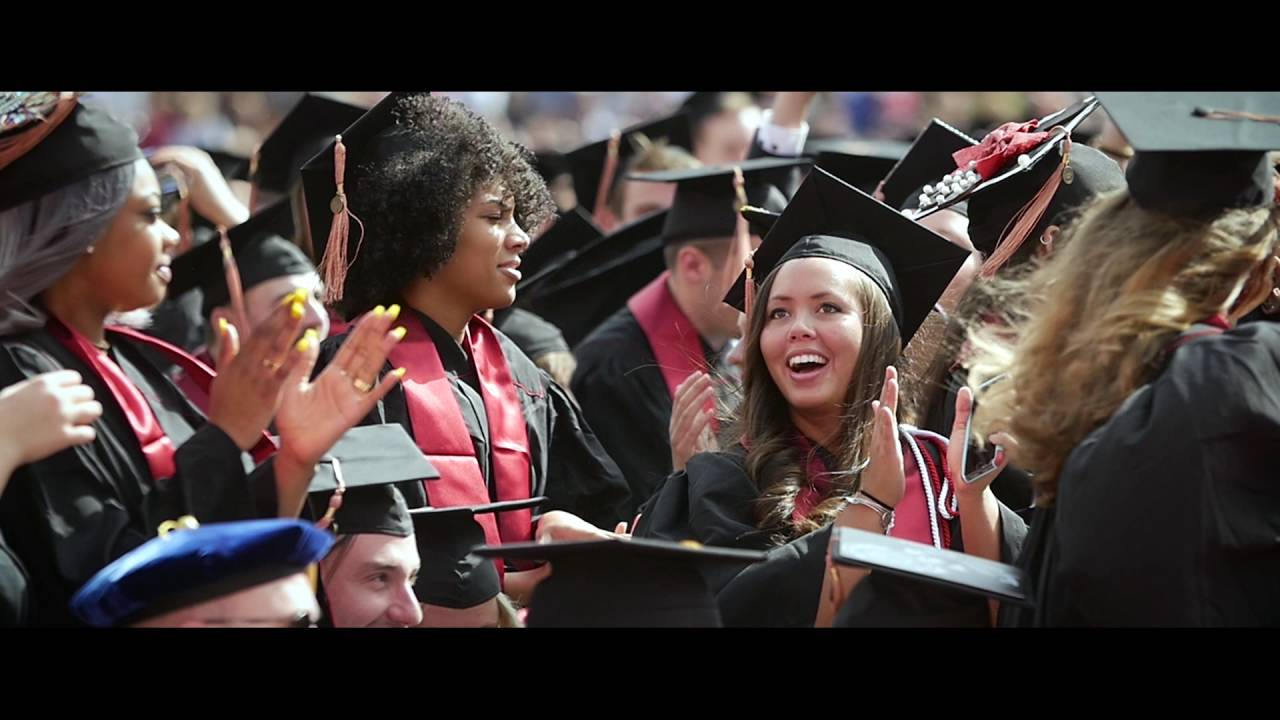 IU Commencement Class of 2016 - YouTube