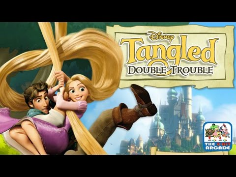 Tangled Double Trouble Flynn And Rapunzel Reach The Castle The End Gameplay Playthrough Youtube