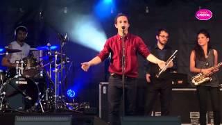 BOULEVARD DES AIRS   Emmène moi  CRISTAL LIVE 2015