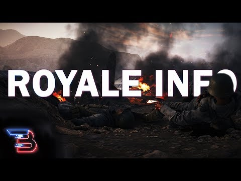 FIRESTORM INFO REVEALED - BATTLEFIELD 5 BATTLE ROYALE thumbnail