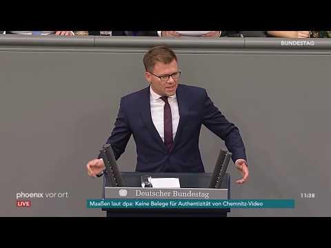 Generalaussprache im Bundestag,