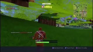 HACKERS WIN A GAME FORTNITE BY DOING THI...