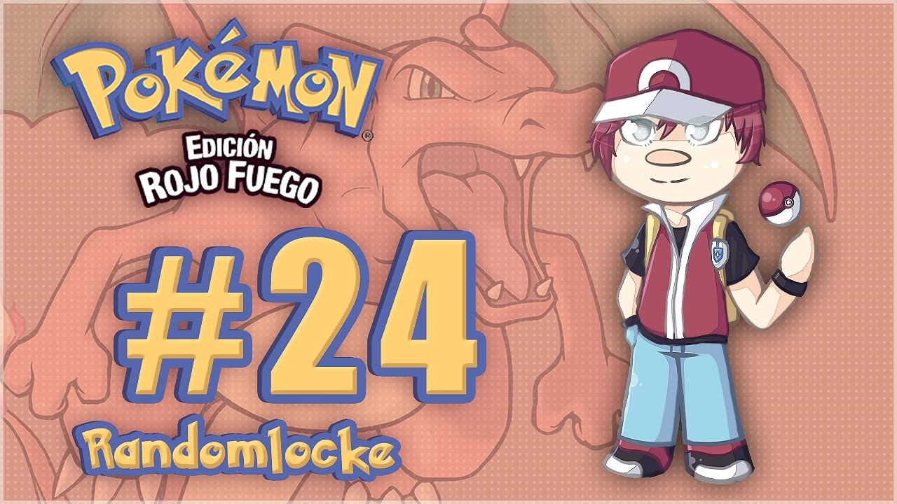 Pok mon rojo fuego randomlocke gameplay en espa ol for Gimnasio 8 pokemon rojo fuego