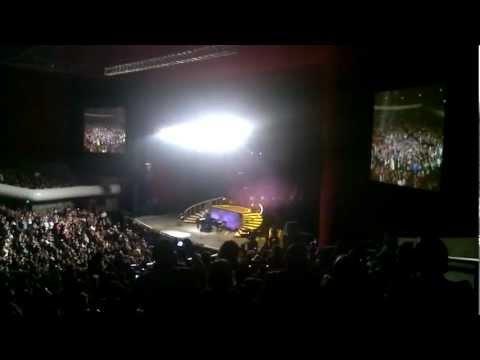 Raphael En Concierto 24/02/12 Auditorio Nacional (Cierre) Videos De Viajes