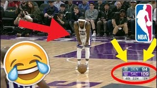 NBA Smartest Plays Of All Time